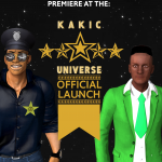 Kakic Universe Official Launch Poster