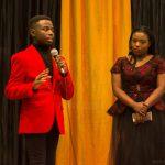 Kudakwashe Maxwell Speaking on Battle Zimbabwe at Unveiling of the Stars