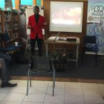 Kuda Presenting Kakic Universe at the 29th day of the 100 Days of Learning
